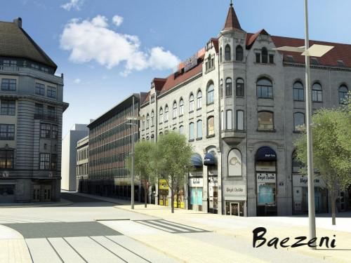 Oslo 3D City model • (2010)