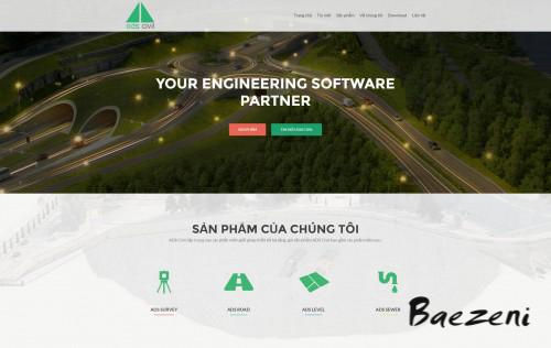 ADS Civil - Corporate web  • (2016)