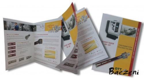 OTT Jakob Brochures, Web and 3D 2012-2015